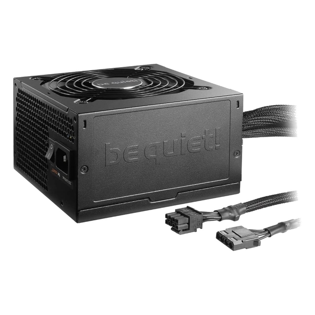 Alimentation ATX Be Quiet System Power 9, 400W Bronze (BN245)