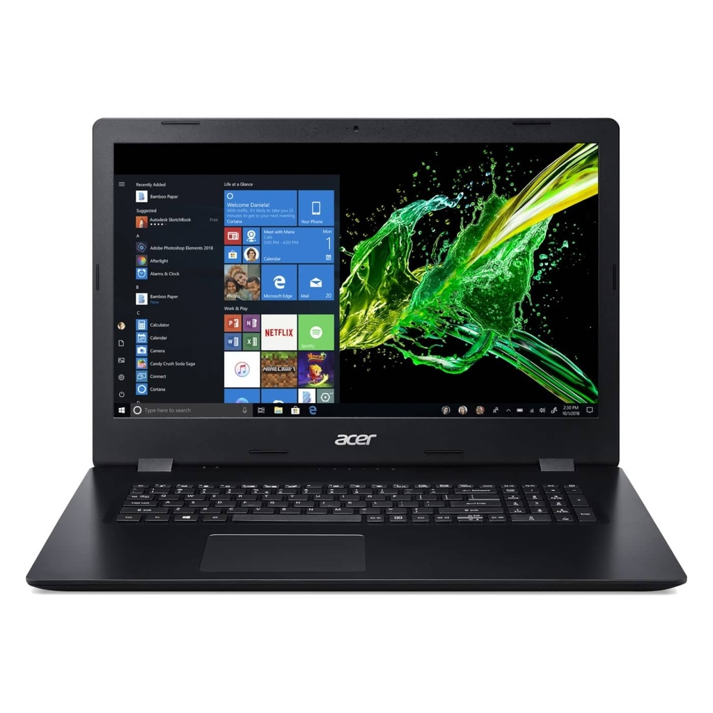 "PC Portable 17.3"" Acer A317-52-35TF (NX.HZWEF.009)"