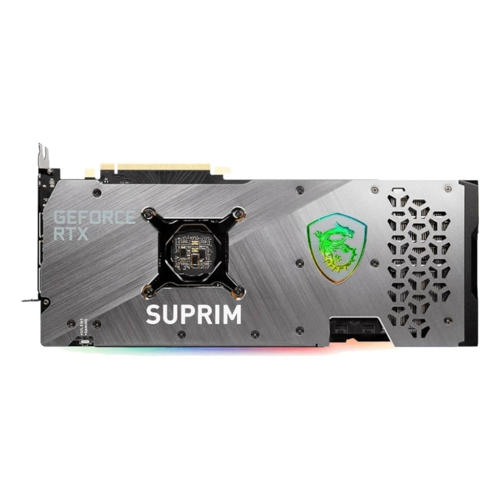 Carte graphique GeForce RTX 3070 MSI RTX 3070 SUPRIM 8G
