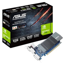 [I_CGASU-744156] Carte graphique GeForce GT  710 Asus GT710-SL-1GD5-BRK (90YV0AL2-M0NA00)