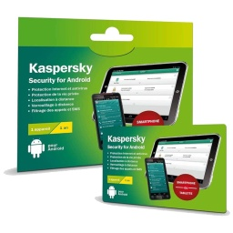 [L_SEKAS-902889] Internet Security Kaspersky KIS Android, 1poste 1an (KL1091FOAFS-20)